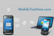 Send Mobile SMS using Blackberry Phone