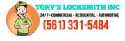 Tony's Locksmith Inc - Lake Worth,  FL